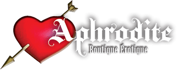 Aphrodite Boutique Érotique Sticky Logo