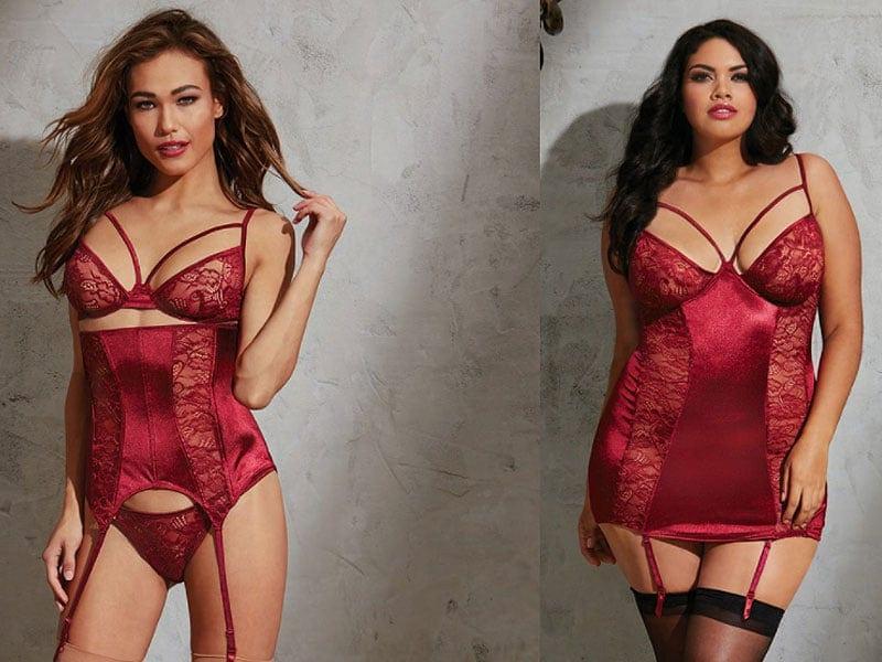 Boutique xxx Érotique Aphrodite sex shop Laurentides Mont-Laurier Lingerie Dreamgirl costumes et tenues sexy